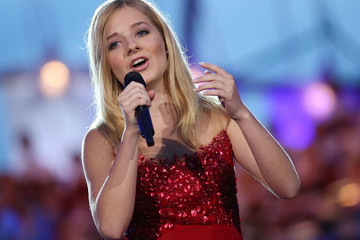 Jackie Evancho A Capitol Fourth - Rehearsals