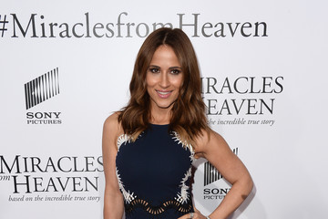 Jackie Guerrido Premiere of Columbia Pictures' 'Miracles from Heaven' - Arrivals