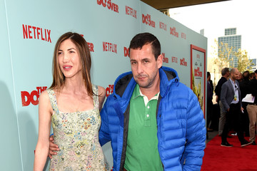 Jackie Sandler Premiere of Netflix's 'The Do Over' - Red Carpet