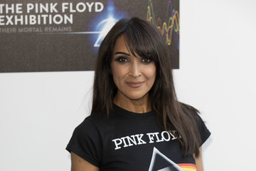 Jackie St Clair Pink Floyd Exhibition: Their Mortal Remains - Red Carpet Arrivals