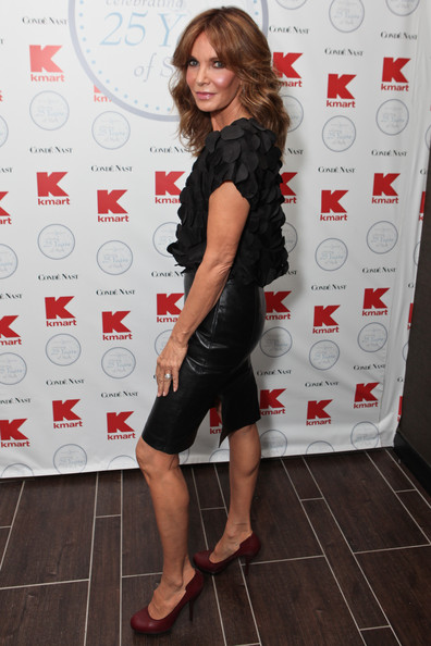Conde Nast Honors 25th Anniversary Of Jaclyn Smith's Kmart Clothing