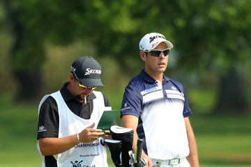 Jaco Van Zyl BMW South African Open Championship - Day Two