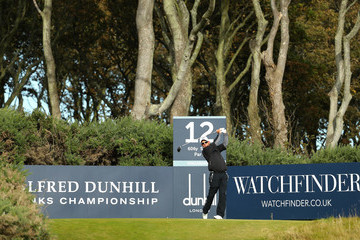 Jaco Van Zyl Alfred Dunhill Links Championship - Day Three