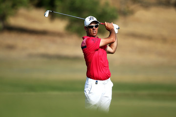 Jaco Van Zyl Portugal Masters 2018 - Day One