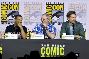 Jacob Anderson 2019 Comic-Con International - 'Game Of Thrones' Panel And Q&A