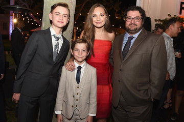 Jacob Tremblay 2017 Los Angeles Film Festival - Opening Night Premiere of Focus Features' 'The Book of Henry' - After Party
