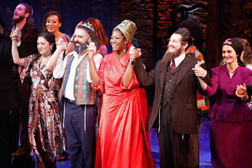 Jacqueline Antaramian 'Soul Doctor' Curtain Call in NYC