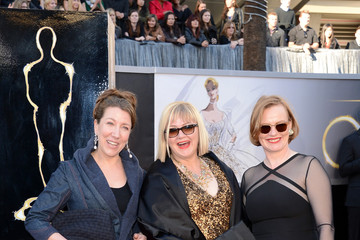Jacqueline Durran Red Carpet Arrivals at the Oscars