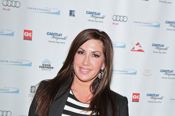 Jacqueline Laurita Annual Charity Day Hosted By Cantor Fitzgerald And BGC Partners At Cantor Fitzgerald