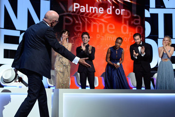 Jacques Audiard Closing Ceremony - The 68th Annual Cannes Film Festival