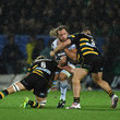 Jacques Du Plessis Northampton Saints v Montpellier - European Rugby Champions Cup
