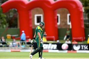 Jacques Kallis 2nd One Day International: South Africa v Pakistan