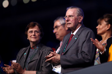 Jacques Rogge Opening Ceremony 2016 Olympic Games - Olympics: Day 0