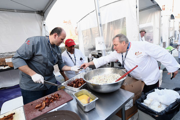 Jacques Torres Food Network & Cooking Channel New York City Wine & Food Festival Presented by Coca-Cola