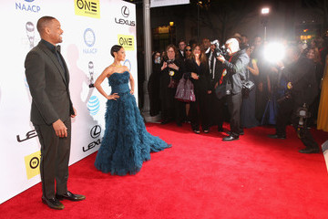 Jada Pinkett Smith 47th NAACP Image Awards Presented By TV One - Red Carpet