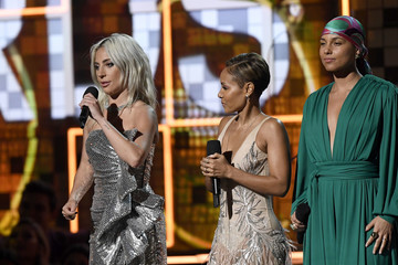 Jada Pinkett Smith 61st Annual Grammy Awards - Show