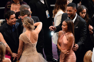 Jada Pinkett Smith 86th Annual Academy Awards Show