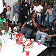 Jadakiss Kevin Hart And The Plastic Cup Boyz Hosts A Special Edition Of SiriusXM's Straight From The Hart Live From The W Hotel South Beach In Miami