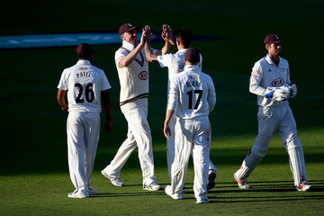 Jade Dernbach Surrey v Essex - Specsavers County Championship: Division One