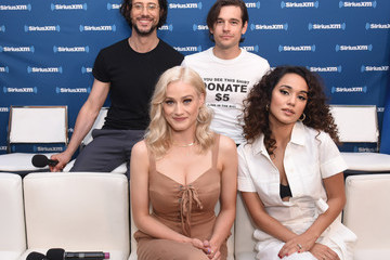 Jade Tailor SiriusXM's Entertainment Weekly Radio Broadcasts Live From Comic Con in San Diego