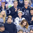 Jaden Boreanaz 2014 NHL Stanley Cup Final - Game One