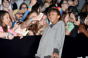 Jaden Smith 'Divergent' Premieres in LA — Part 3