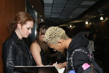 Jaden Smith 61st Annual Grammy Awards - Grammy Charities Signings - Day 4