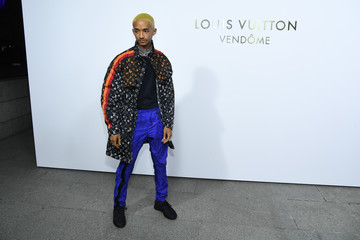Jaden Smith Louis Vuitton's Boutique Opening At Place Vendome - Paris Fashion Week Womenswear Spring/Summer 2018