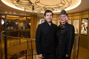 Alexis Mabille and Marie Beltrami Photos Photo