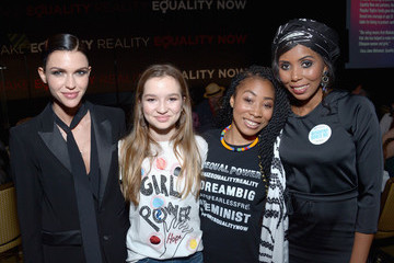 Jaha Dukureh Equality Now's Third Annual 'Make Equality Reality' Gala - Red Carpet