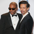 Jahil Fisher 47th NAACP Image Awards Presented By TV One - Arrivals