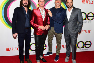 Jai Rodriguez Premiere Of Netflix's 'Queer Eye' Season 1 - Red Carpet