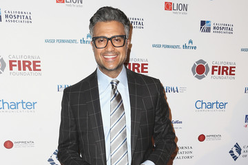 Jaime Camil California Fire Foundation's 5th Annual Gala - Arrivals