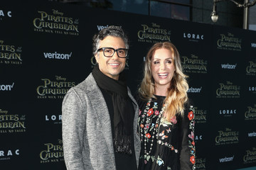 Jaime Camil Premiere of Disney's andnd Jerry Bruckheimer Films' 'Pirates Of The Caribbean: Dead Men Tell No Tales'
