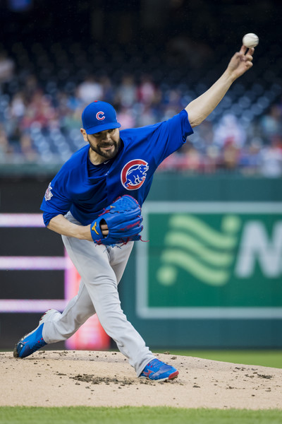 Chicago Cubs vs. Washington Nationals - Game One []