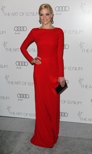 "Jaime King - The Art Of Elysium's 6th Annual Black-tie Gala ""Heaven"" - Arrivals"
