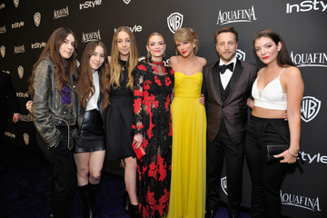 Jaime King InStyle and Warner Bros. Golden Globes Party