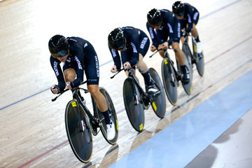 Jaime Nielsen UCI Track Cycling World Cup