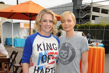 Jaime Pressly Elizabeth Glaser Pediatric AIDS Foundation 26th Annual A Time for Heroes Family Festival - Inside