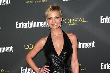 Jaime Pressly Entertainment Weekly's Pre-Emmy Party