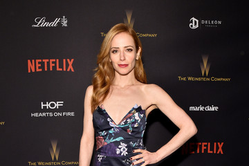 Jaime Ray Newman The Weinstein Company and Netflix Golden Globe Party - Red Carpet
