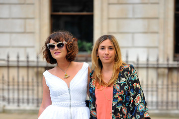 Jaime Winstone Royal Academy Summer Exhibition Preview Party