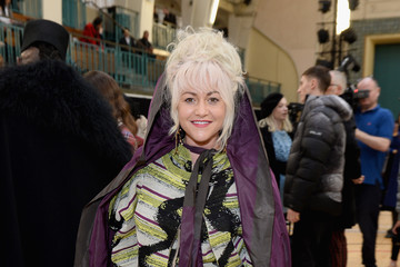 Jaime Winstone Celebrities & Front Row - Day 4 - LFW Men's January 2017