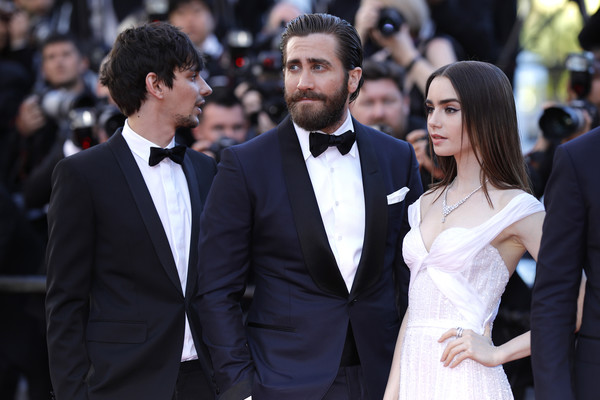 jake gyllenhaal lily collins