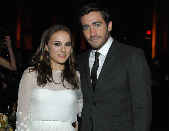 Natalie Portman and Jake Gyllenhaal - FINCA 25th Anniversary Event
