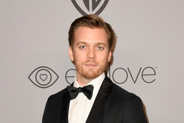 Jake Abel Warner Bros. Pictures And InStyle Host 19th Annual Post-Golden Globes Party - Arrivals