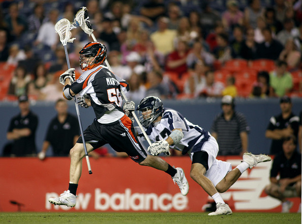 Chesapeake Bayhawks v Denver Outlaws