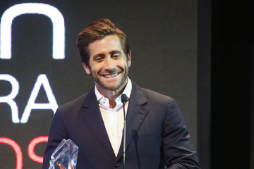 Jake Gyllenhaal Hamilton Behind The Camera Awards - Inside