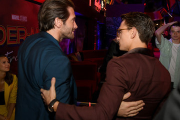 Jake Gyllenhaal Tom Holland Premiere Of Sony Pictures' 'Spider-Man: Far From Home'  - After Party