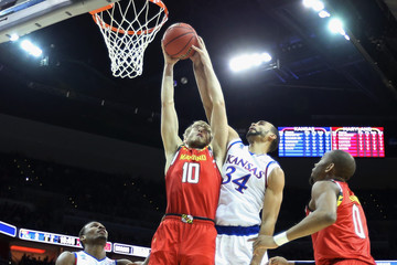 Jake Layman NCAA Basketball Tournament - South Regional - Louisville